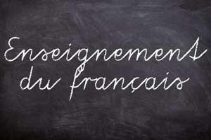 L'enseignment du français