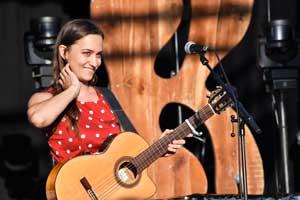 Julie-Marie en concert